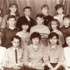1987 - Первые ученики. Преподаватель Филиппова Л.И.