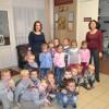 В гостях  детский сад.