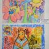 Отчётная выставка ХШ имени И.Е.Репина г. Тольятти 2015 г. Кулявцева О.А.