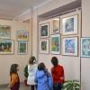 2015 год/Веточка на выставке иллюстрации в ХШ имени Репина