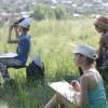 Вид на Жигулёвские горы