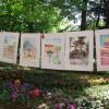 Творческая поездка в Болгарию.Выставка рисунков. ХШ имени Репина,