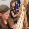 посвящение в художники