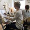 олимпиада по рисунку и живописи