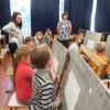 """гости из  детского сада № 147 """"Сосенка"""""""
