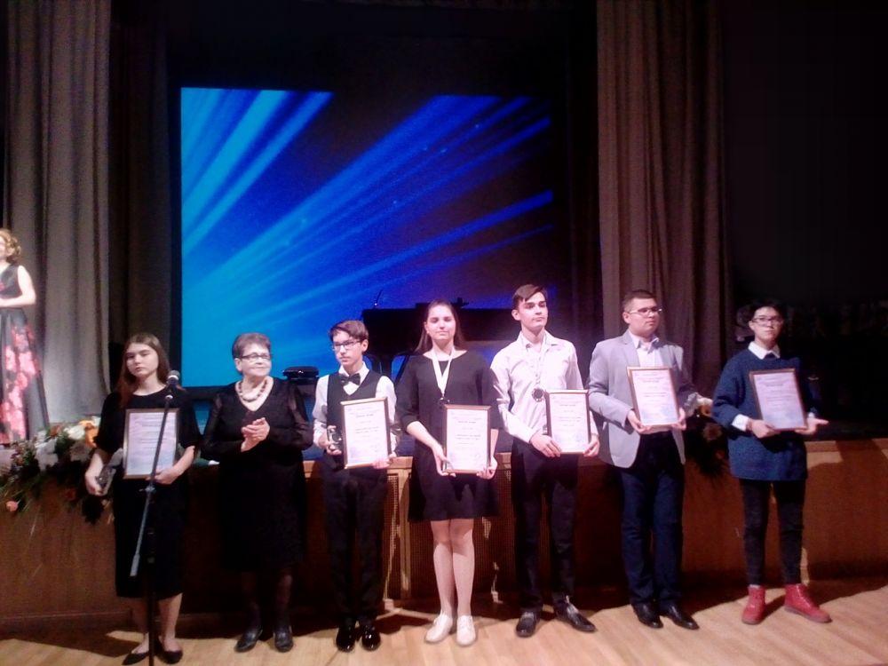 «Лучший учащийся детских школ искусств Самарской области» 2018 года