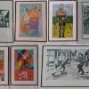 Выставка в Лицее №6 Тольятти